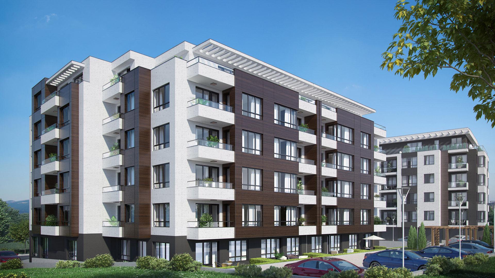 4 -стаен апартамент в Нова Луксозна сграда в кв.Кръстова Вада