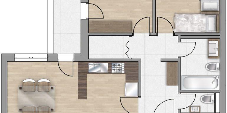 apartment_b109razpredelenie