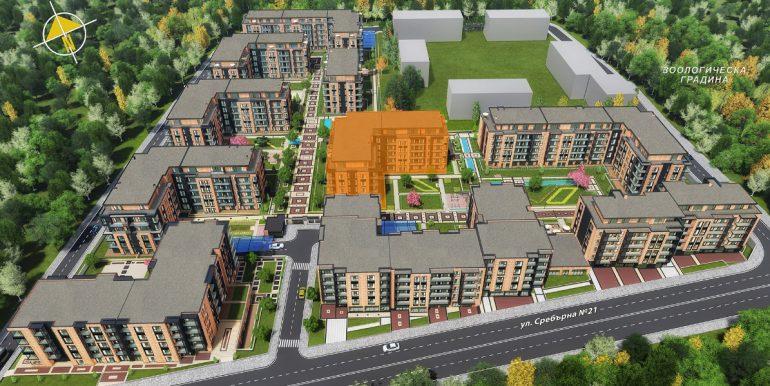 Витоша - сграда 6 - План