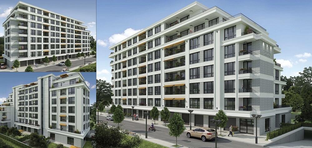 Тристаен апартамент на метри от МОЛ Парадайз